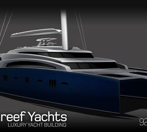 New catamaran-yacht Sunreef 92 Double Deck project unveiled by Sunreef Yachts