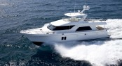 Ocean Alexander 72 Yacht to be displayed at the 2014 SCIBS