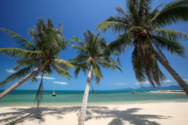 Ban Tai Beach at Pha-Ngan Island, Surat Thani - Photo credit to Thailand Tourism Authority