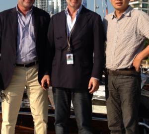 Mondo Marine fiber glass yachts to be produced in China