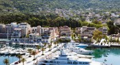 Porto Montenegro Marina positioned in the lovely Eastern Mediterranean yacht charter destination - Montenegro