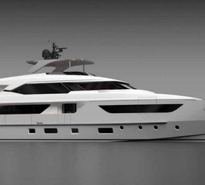 Sale of first Sanlorenzo motor yacht Project SD126-40