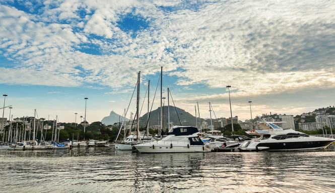 Rio Boat Show 2014 - Image credit to Humberto Teski