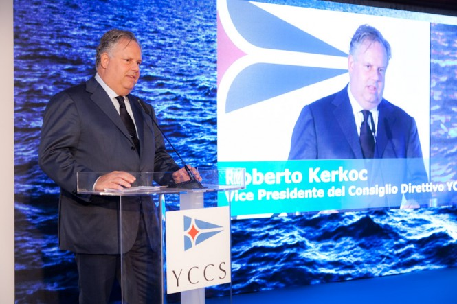 Roberto Kerkoc, Vice President of the Board - YCCS Press Conference