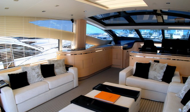 SKYFALL superyacht - Interior