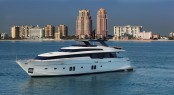 Sanlorenzo superyacht SL104-592 in Palm Beach, Florida