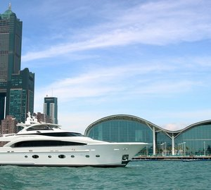 Horizon launches second RP110 RPH motor yacht CARNIVAL LIBERTY 3
