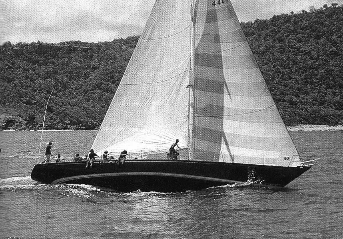 Sparkman-and-Stephens-designed-sailing-y