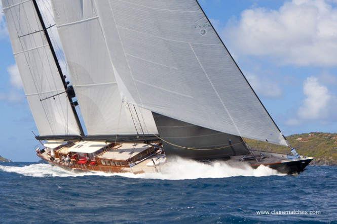St Barths Bucket Regatta 2014 - Photo by clairematches.com