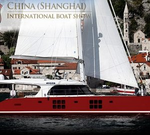 Sunreef Yachts attending China (Shanghai) International Boat Show 2014
