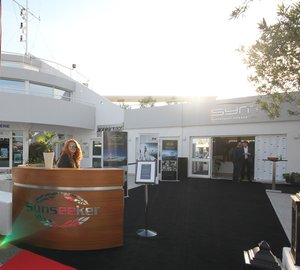 Sunseeker hosts its 5th annual Captains Party in Golfe Juan, Cannes
