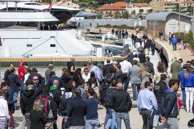 Marina Di Loano inaugurates new Superyacht Area