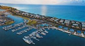 The Marina at Resorts positioned in the popular America yacht charter destination - Bahamas