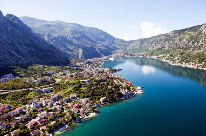 The fabulous Mediterranean yacht charter location - Montenegro