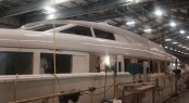 Works on second 101ft RPH superyacht by Hargrave