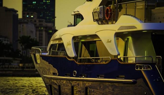 ZAPHIRA Yacht by Benetti - Image credit to Alberto de Abreu Sodre