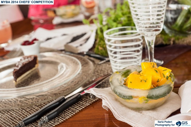2014 MYBA Chefs' Competition - Food