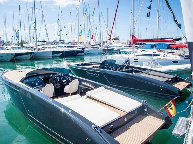 2014 Palma Boat Show - Photo credit to Joan Colom