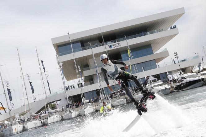 2014 Valencia Boat Show