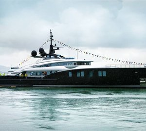 ISA Yachts announces launch of 216ft motor yacht ISA66M GRANTURISMO