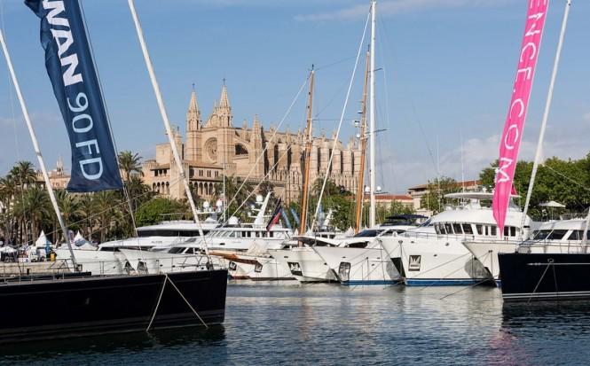 2nd Palma Superyacht Show
