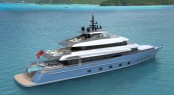 48m superyacht Bahamas 148 by Rossinavi and Axis Group Yacht Design