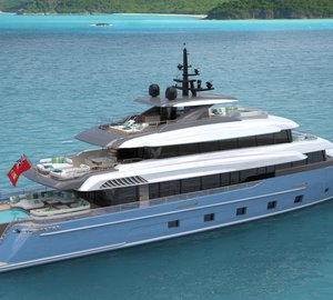 New Bahamas Superyacht Series by Rossinavi and Axis Group Yacht Design