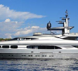 Cor D. Rover-designed 51m Mondo Marine motor yacht AUSPICIOUS wins World Superyacht Award 2014