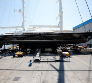 Doyle Stratis sails for growing number of superyachts