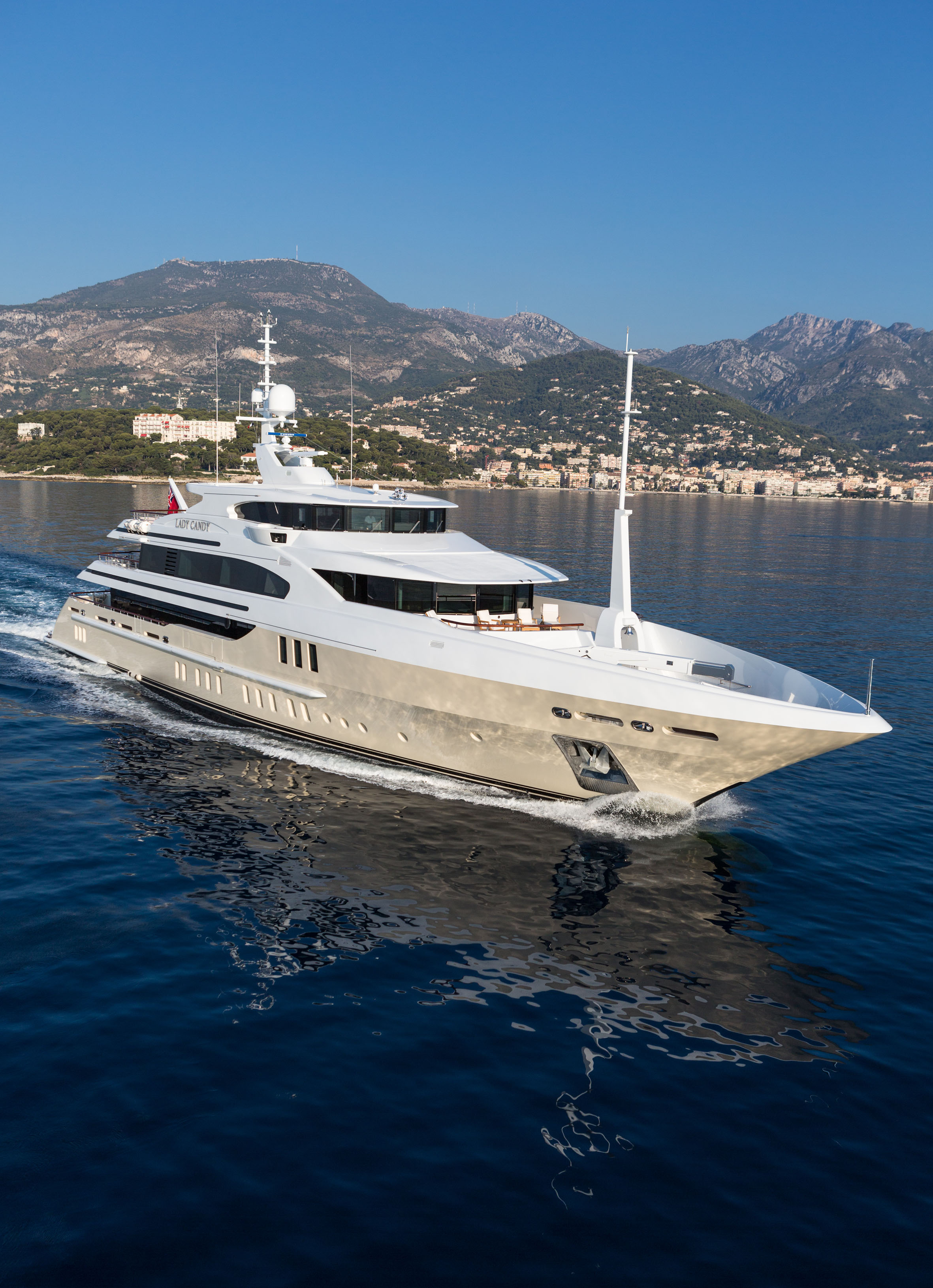 "56 Best Images About: 56-meter Benetti Superyacht ""Lady Candy"" Ranked First In"