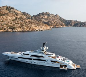 65m Heesen Fast Displacement Yacht GALACTICA STAR awarded at World Superyacht Awards 2014