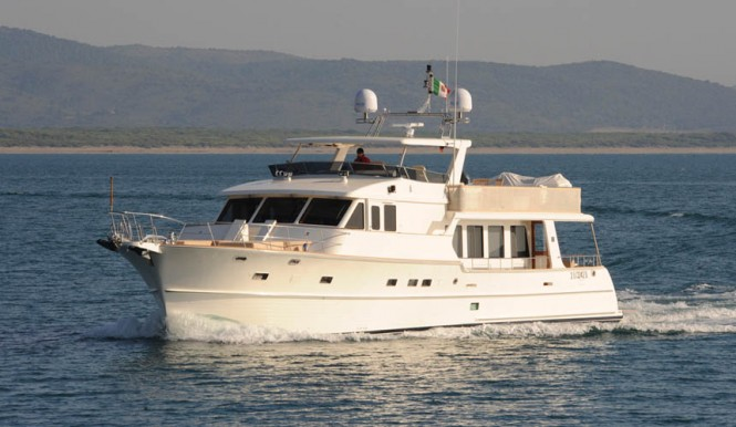 76 Aleutian RP Yacht by Grand Banks Yachts