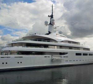 96m motor yacht VAVA II in Seattle, USA