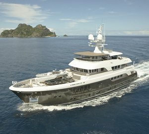 World Superyacht Awards 2014 for MCM's superyacht CaryAli and Inukshuk Yacht