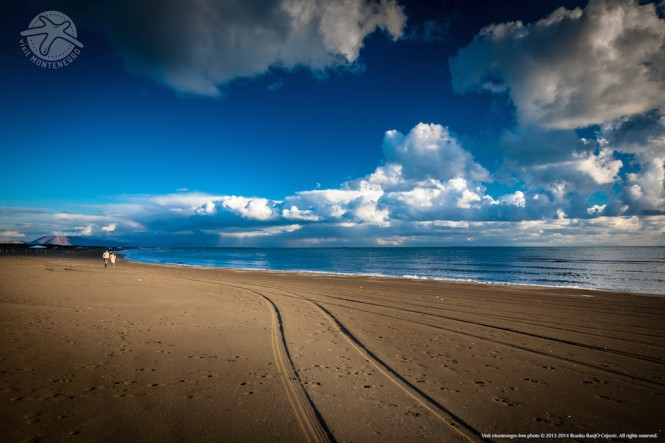 BIG BEACH - ULCINJ - Montenegro - Photo credit Branko Banjo Cejovic