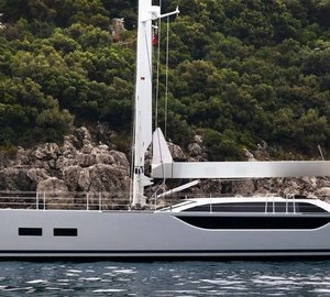 beiderbeck designs announces launch of 80-foot sailing yacht BLISS