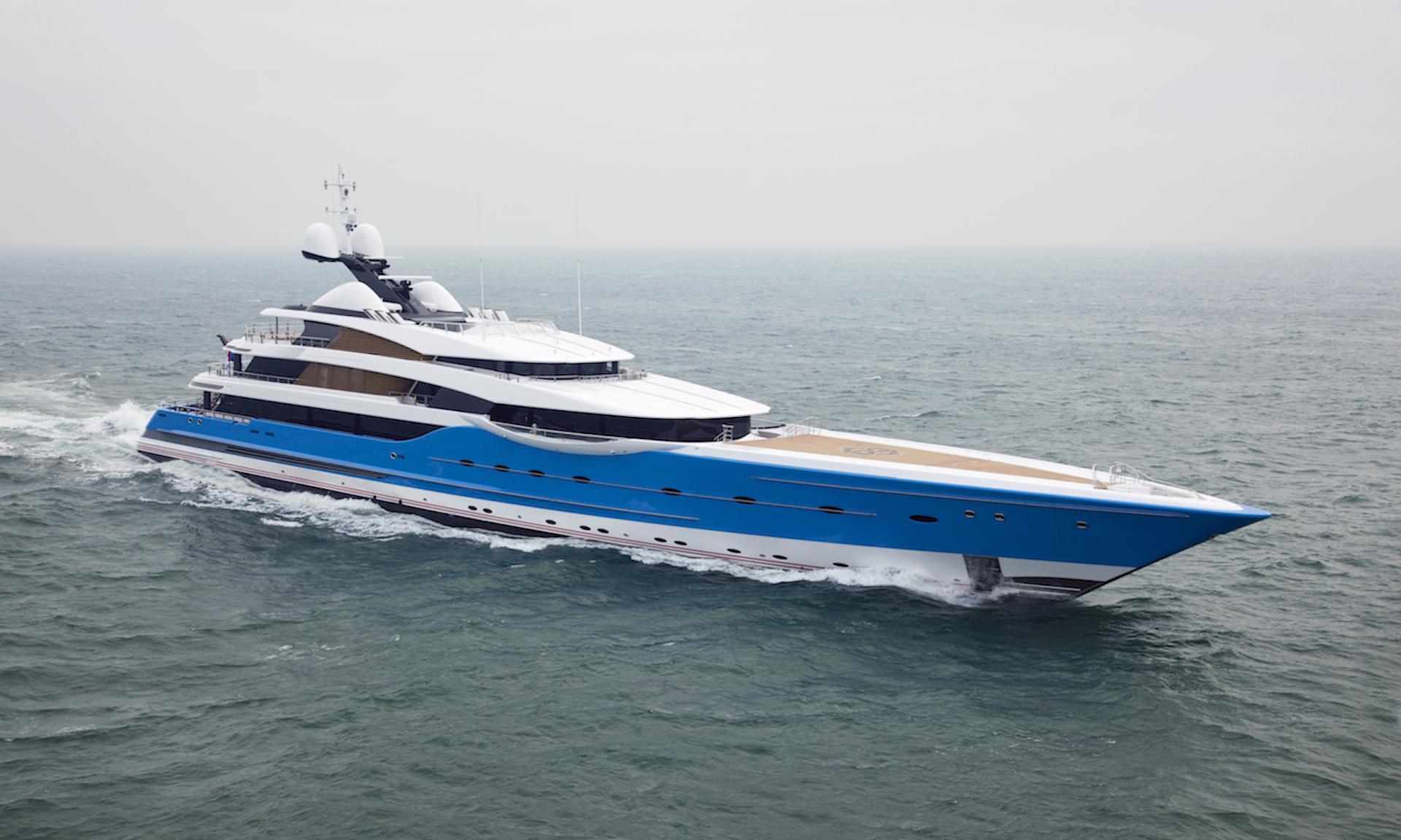 Feadship Luxury Motor Yacht Madame Gu Yacht Charter Amp Superyacht News