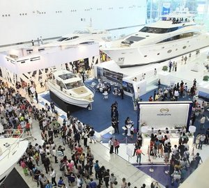 Successful 2014 Open House and 2014 Taiwan International Boat Show for Horizon Yachts