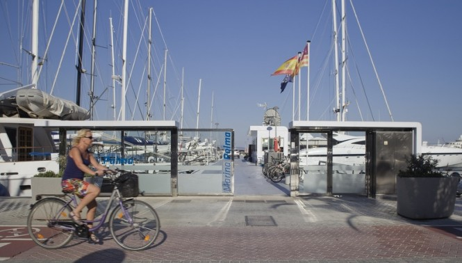 IPM Group's Marina Palma Cuarantena in the beautiful Spain yacht charter destination - Palma