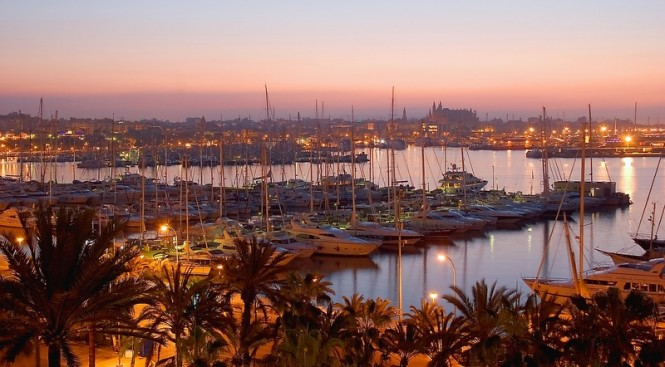 IPM Group's Marina Port de Mallorca in the breath-taking Spain yacht charter location - Mallorca