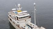 JFA superyacht Zeepaard in the glamorous America yacht charter destination - Miami Copyrights Zeepaard