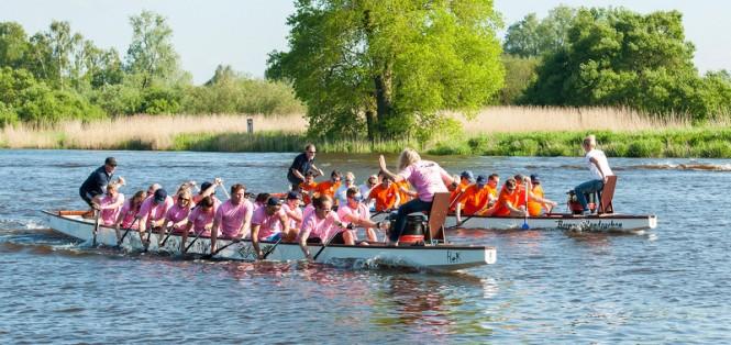 Lurssen Rowing Regatta 2014 Final Race - Photo by Klaus Jordan