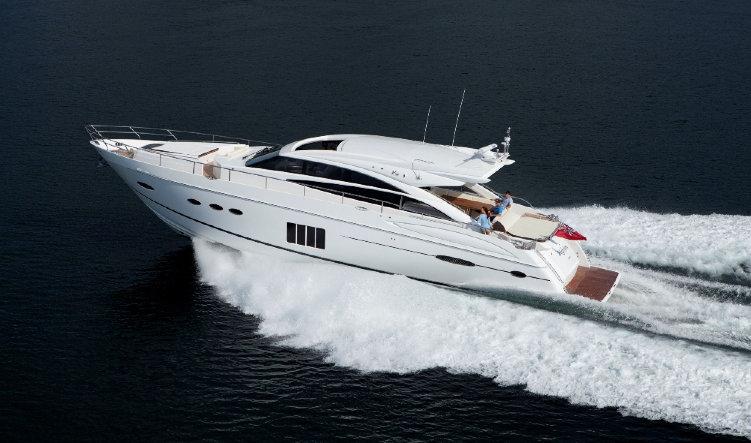 Luxury Motor Yacht V72 By Princess Yachts Yacht Charter
