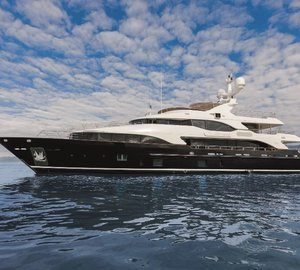 Launch of Benetti Vision 145' motor yacht LATIKO (BV019)