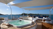 Motor Yacht STARFIRE - Spa Pool