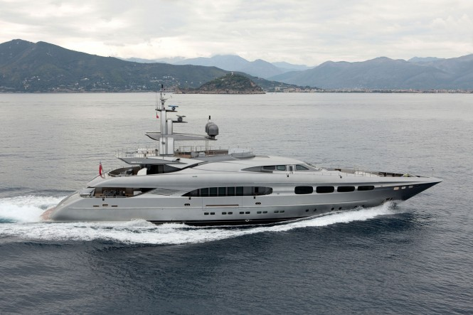 Motor Yacht Auspicious (ex Streamline)