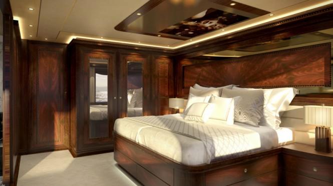 Motor yacht Z164 - Cabin