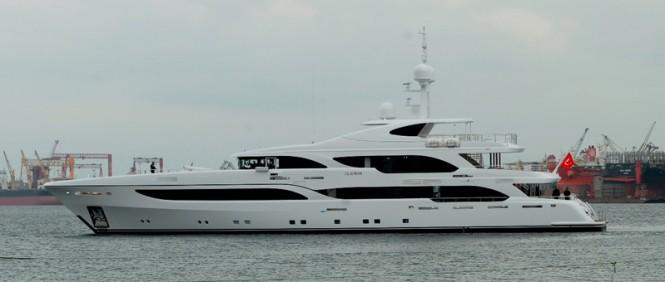 NB56 motor yacht Ileria