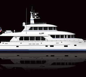 Paragon Motor Yachts unveils new 100ft motor yacht BAMAHAS SKYMASTER