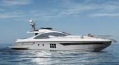 New superyacht Azimut 77S by Azimut Yachts